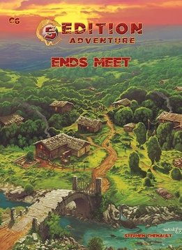 Fifth Edition Adventure - Ends Meet