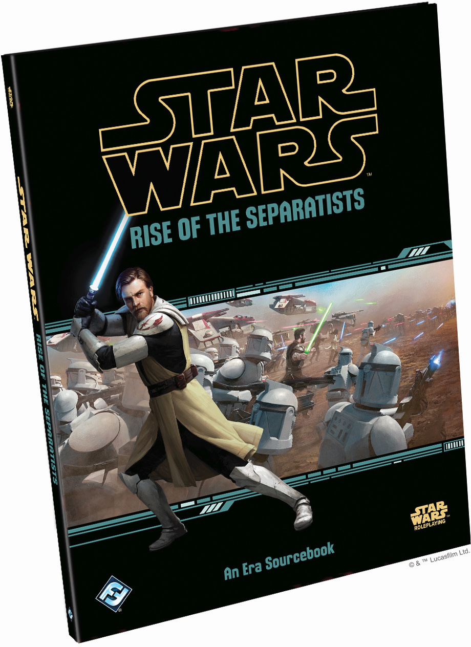 SWRPG:  Rise of the Separatists