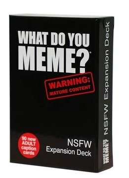 What Do You Meme - NSFW Expansion