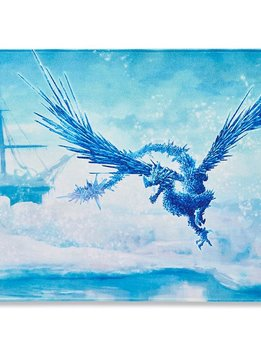Dragon Shield Playmat Limited Edition Celeste Clear Blue