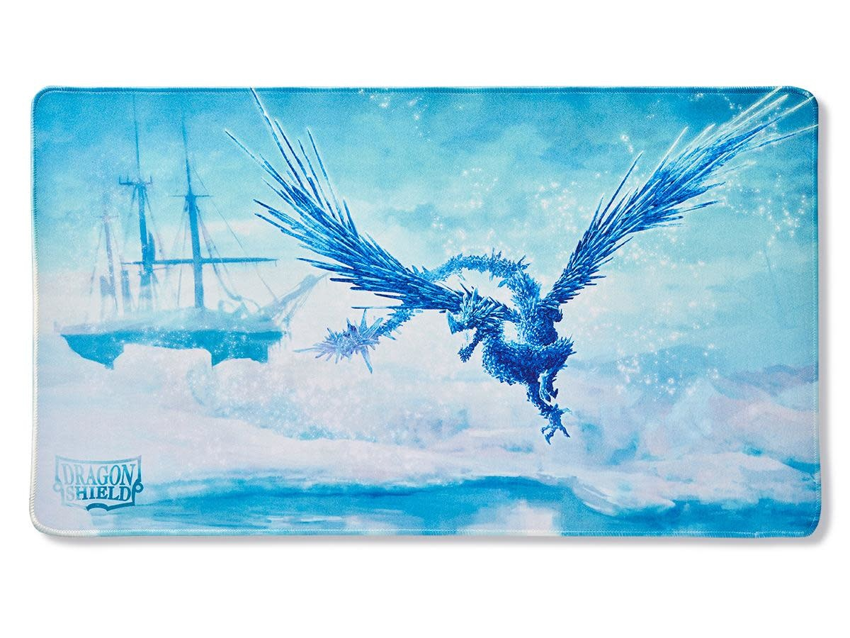 Dragon Shield Playmat Limited Edition Celeste Clear Blue