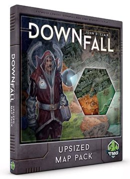 Downfall: Big Map Kit