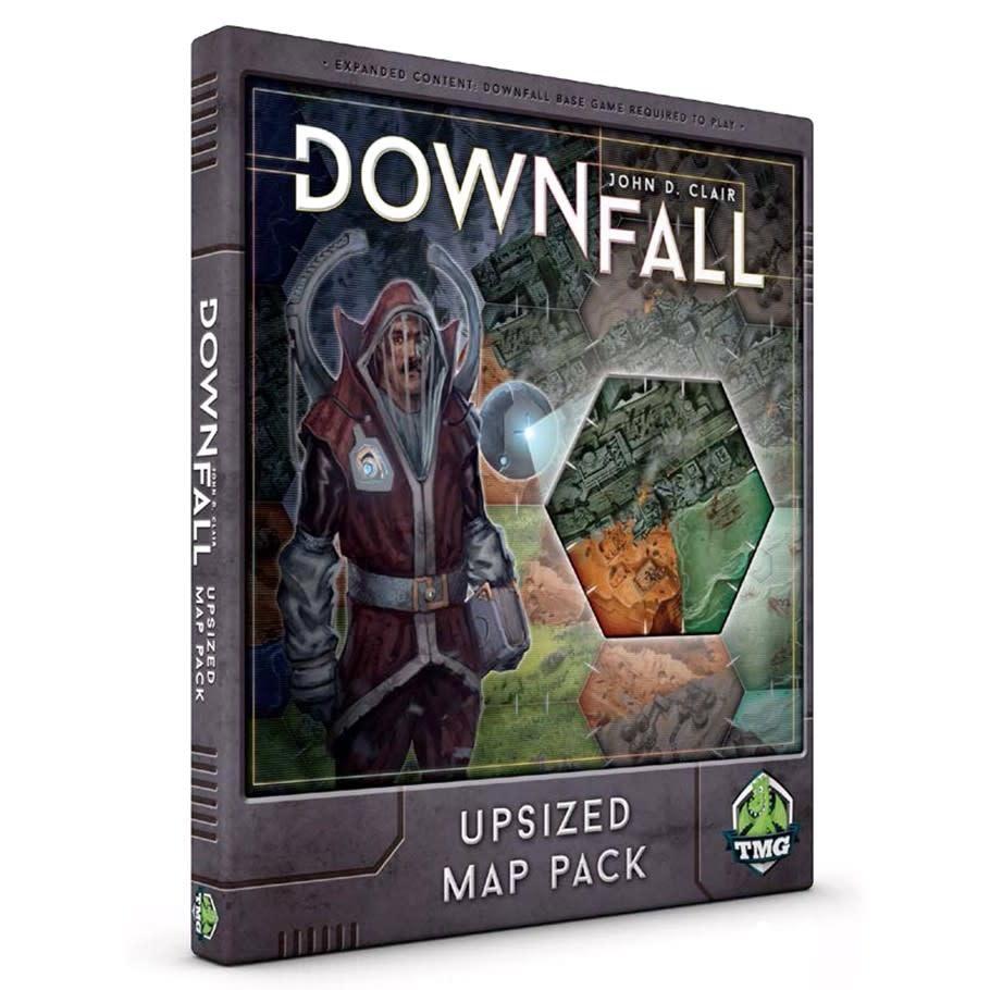 Downfall: Big Map Kit