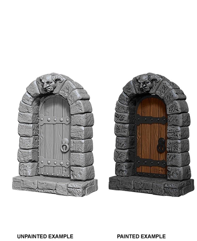 Wizkids Unpainted Minis - Doors