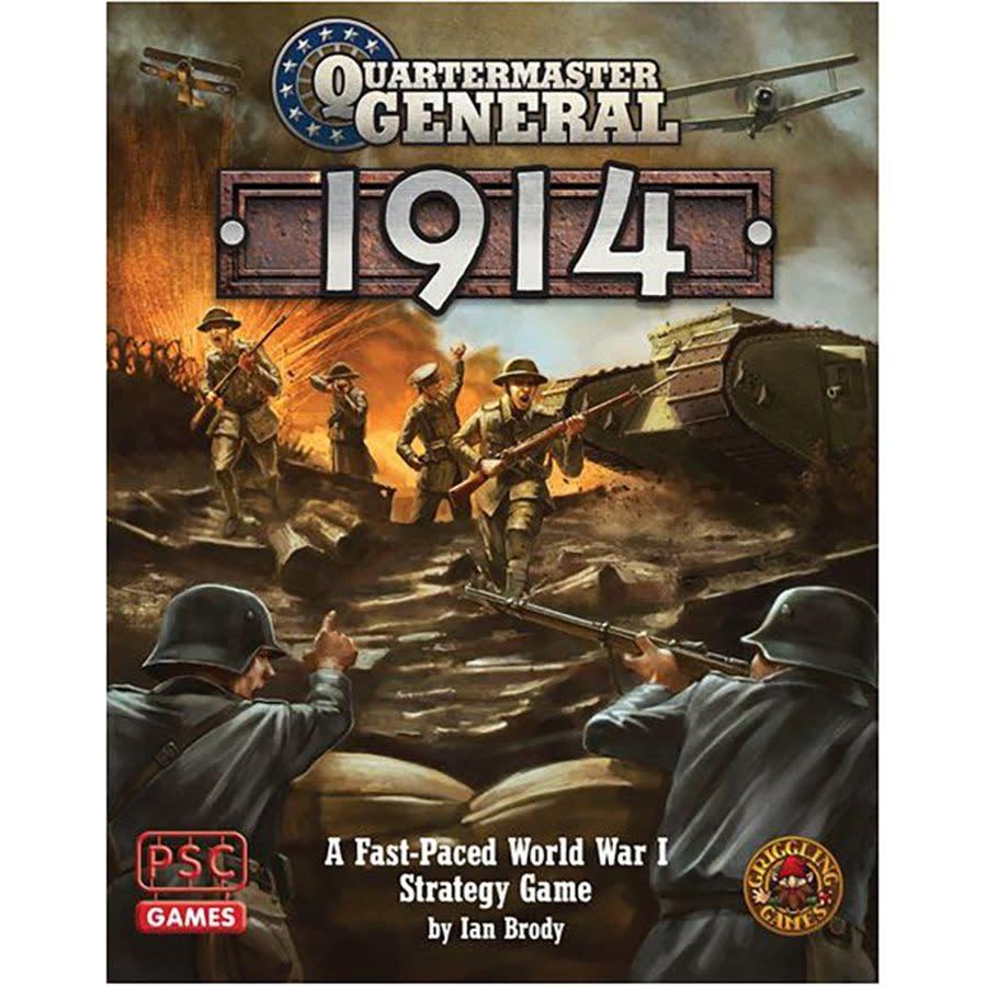 Quartermaster General: 1914