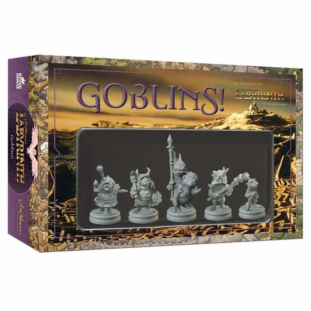 Goblins! Miniature Expansion for Labyrinth