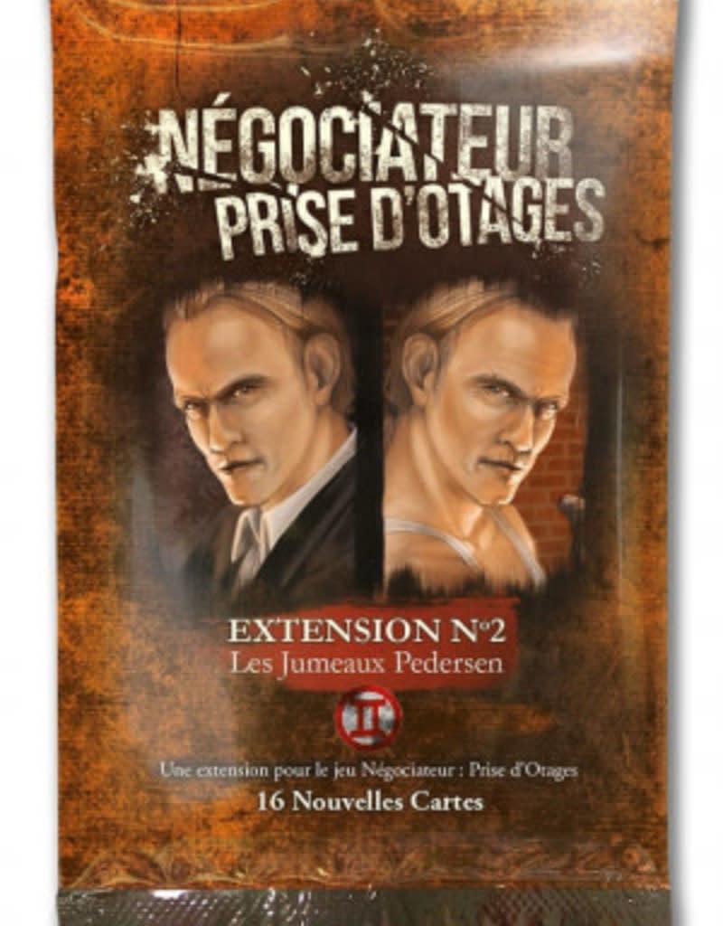 Négociateur Prise d'Otages Extension 2
