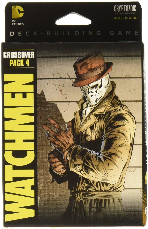 DC Comics DBG Extension Watchmen (FR)