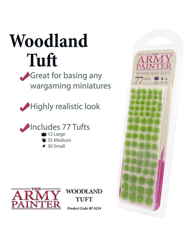 Army Painter Battlefields Woodland Tuft