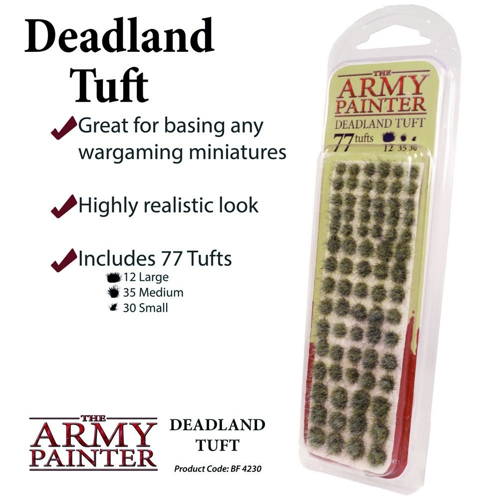 Army Painter Battlefields Deadland Tuft