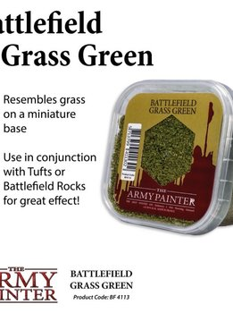 Battlefields: Grass Green Flock