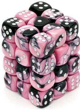 26830 Black pink /white 36d6