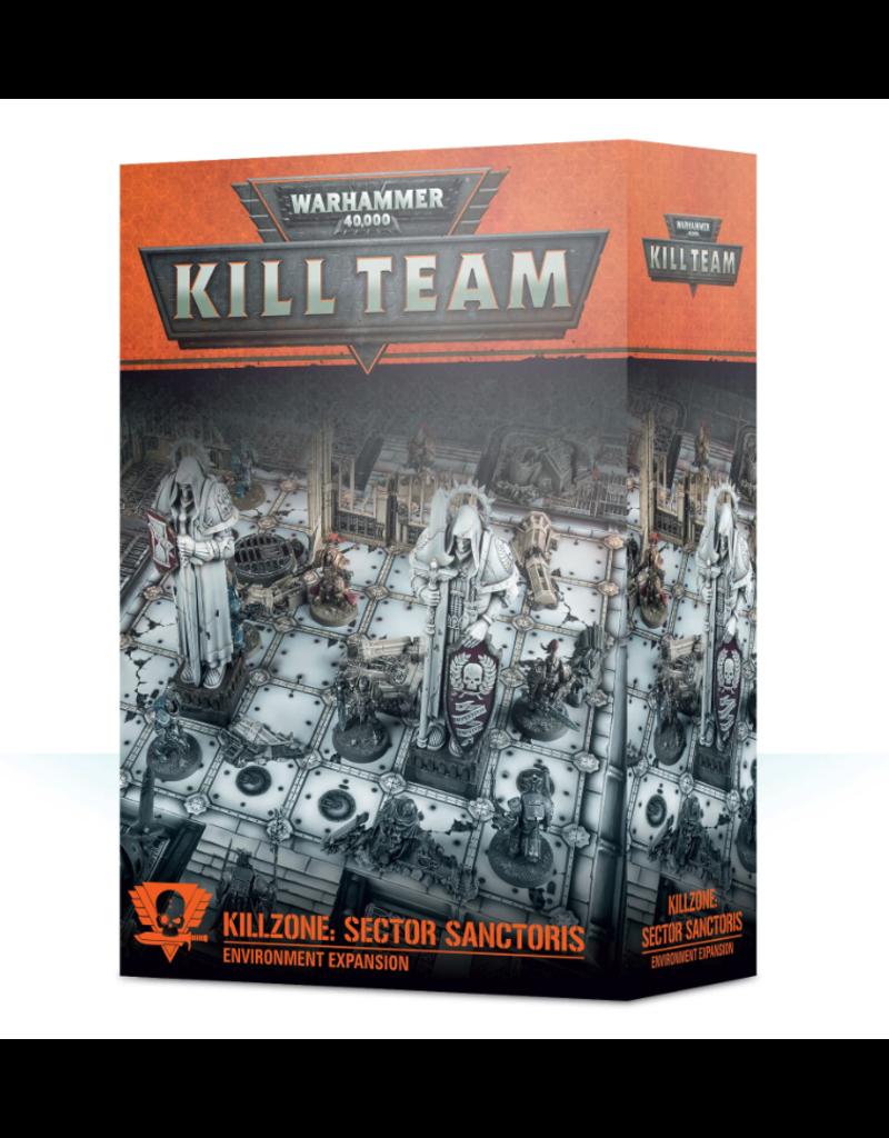 Killzone: Sector Sanctoris Environment Expansion