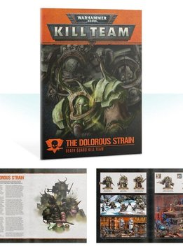 Kill Team: The Dolorous Strain – Death Guard Kill Team EN