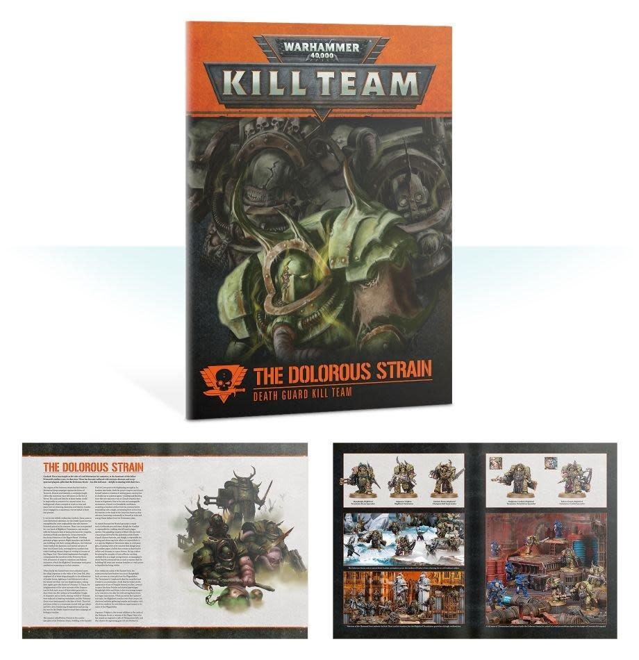Kill Team: La Souche Délétère – Kill Team de la Death Guard