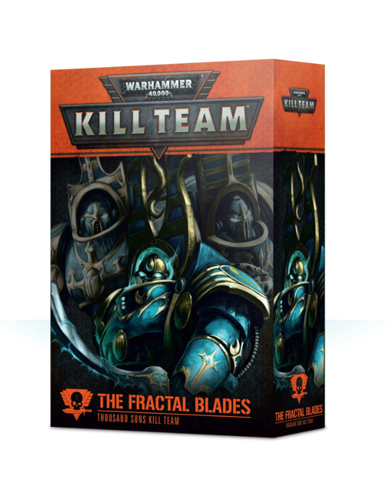 Kill Team: The Fractal Blades – Thousand Sons Kill Team