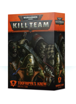 Kill Team: Toofrippa's Krew – Orks Kill Team (Sortie le 18 Mai)