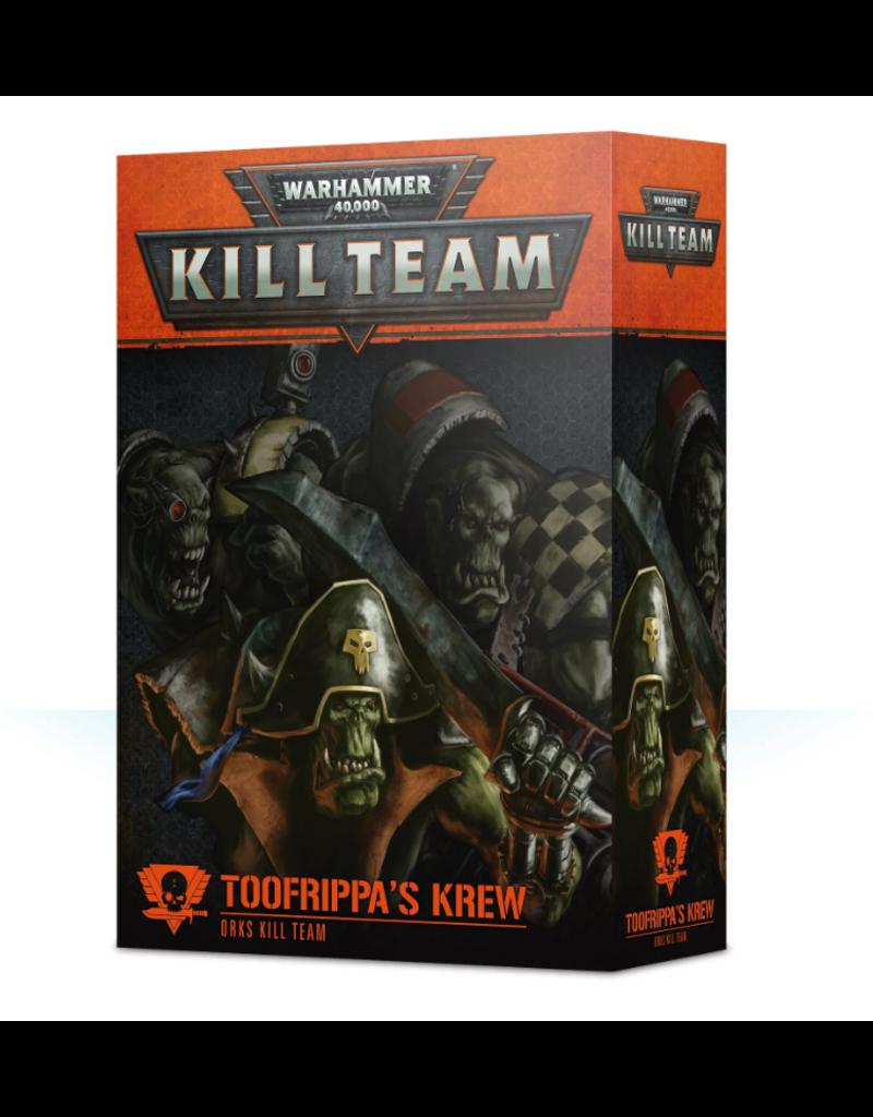 Kill Team: Toofrippa's Krew – Orks Kill Team