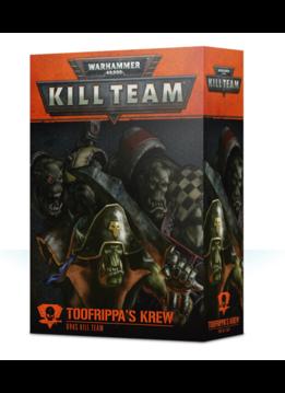 Kill Team: La Kliqu' à Toofrippa – Kill Team d'Orks