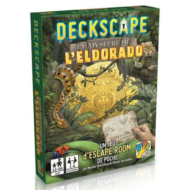 Deckscape 4: Le Mystère de l'El Dorado (FR)
