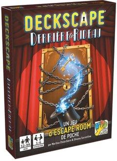 Deckscape 5: Derrière le Rideau (FR)
