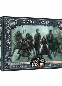 A Song of Ice And Fire Stark Heroes Box 2