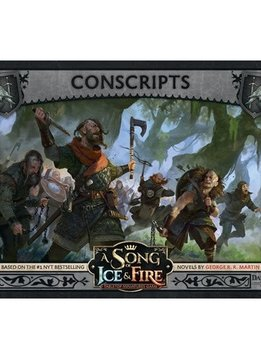 Song of Ice and Fire Night's Watch Conscripts (Sortie le 23 Mai)