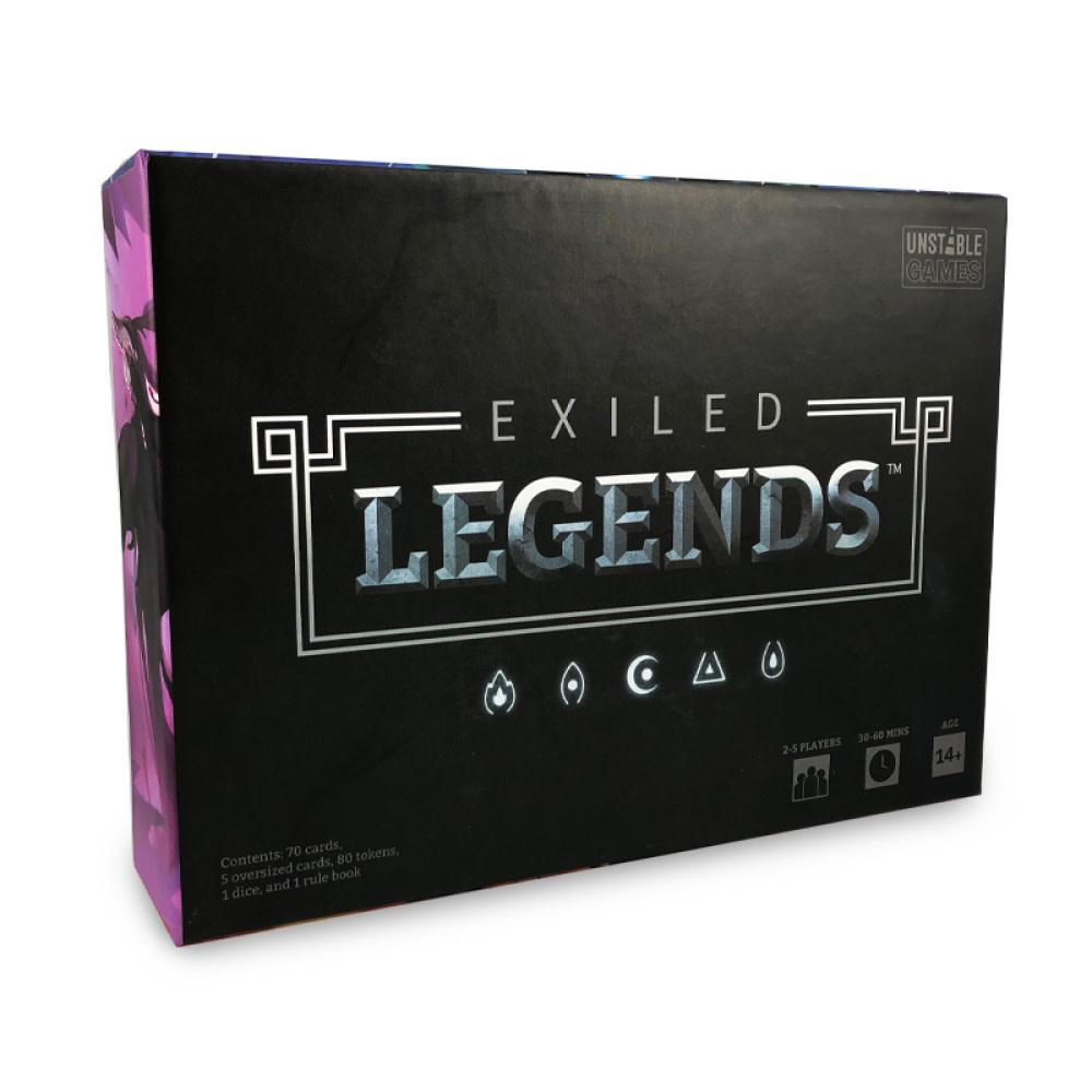 Exiled Legends
