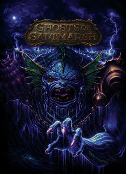 D&D Ghosts of Saltmarsh Limited Edition