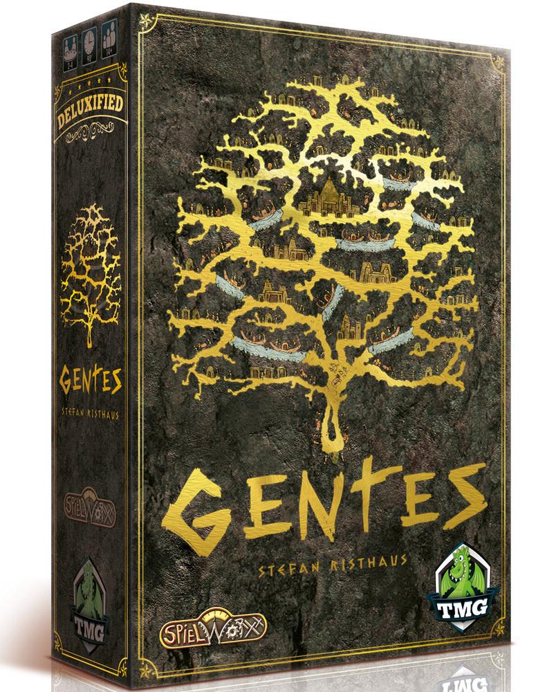 Gentes Kickstarter edition