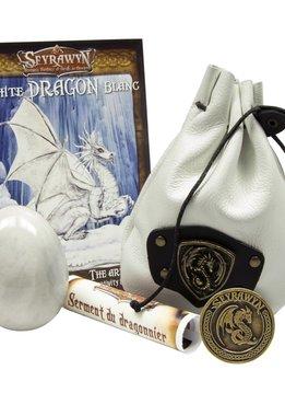 Oeuf dragon Dragon Egg Pouch Deluxe - White