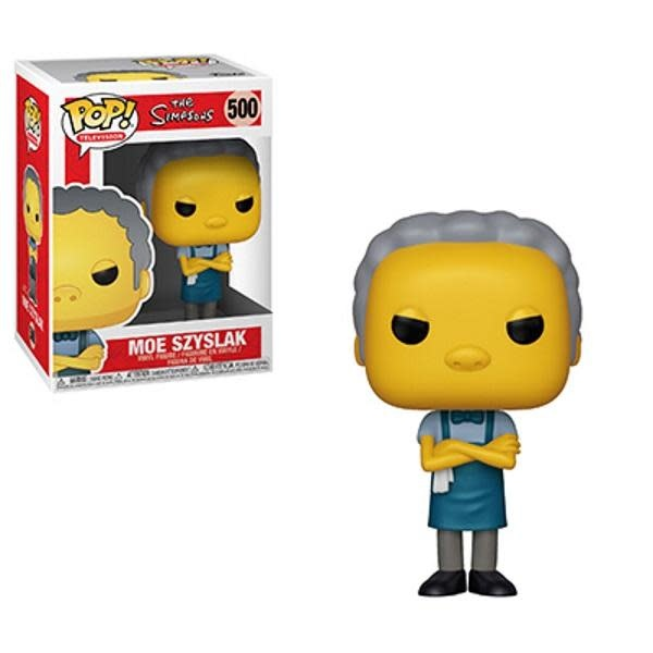 Pop! Simpsons Moe