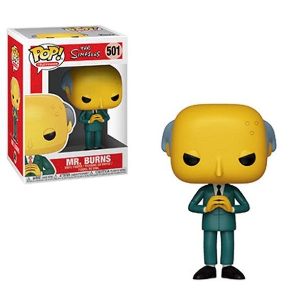 Pop! Simpsons Mr. Burns