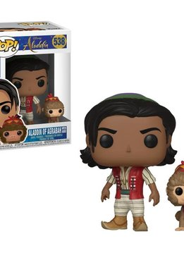 Pop! Disney Aladdin with Abu