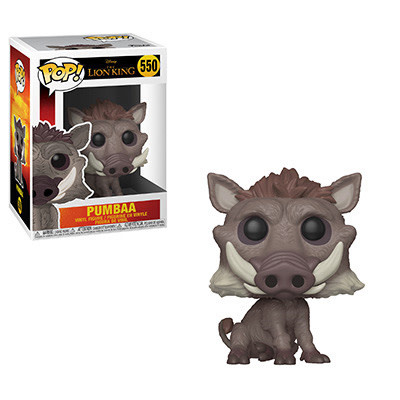 Pop! Lion King Pumba