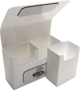 Double Deck Box - Matte White