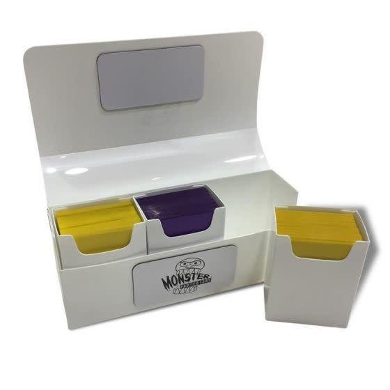 Triple Deck Box - Matte White