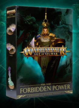 Soul Wars: Forbidden Power EN (Sortie le 25 Mai)