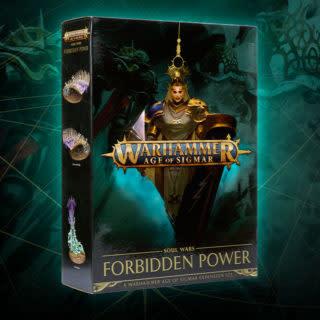 Soul Wars: Forbidden Power EN