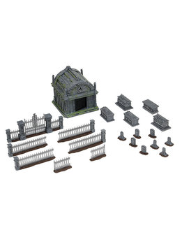 Pathfinder Battles - Lastwall Cemetery of the Fallen Case Incentive