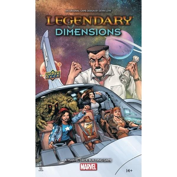 Marvel Legendary Dimensions Expansion