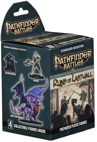 Pathfinder Battles - Ruins of Lastwall Booster Single