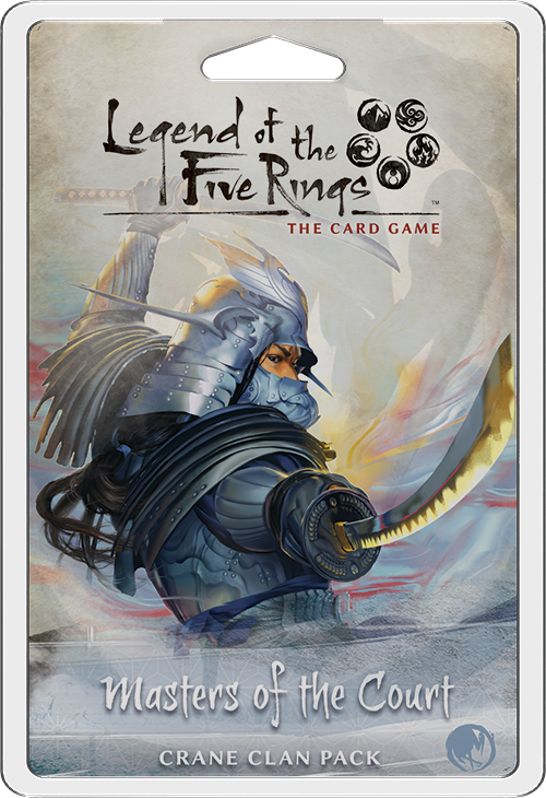 Legend of the Five Rings: Masters of the Court