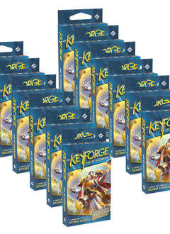 Keyforge: Age of Ascension Deck Display sealed box(12 decks)