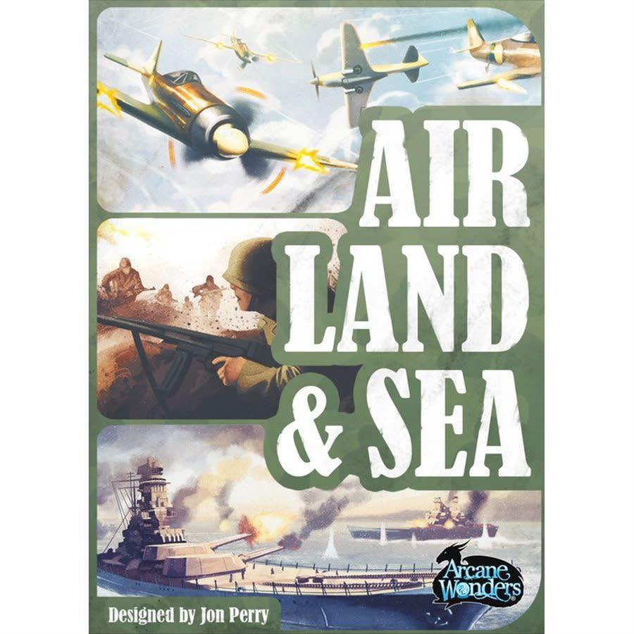 Air Land & Sea