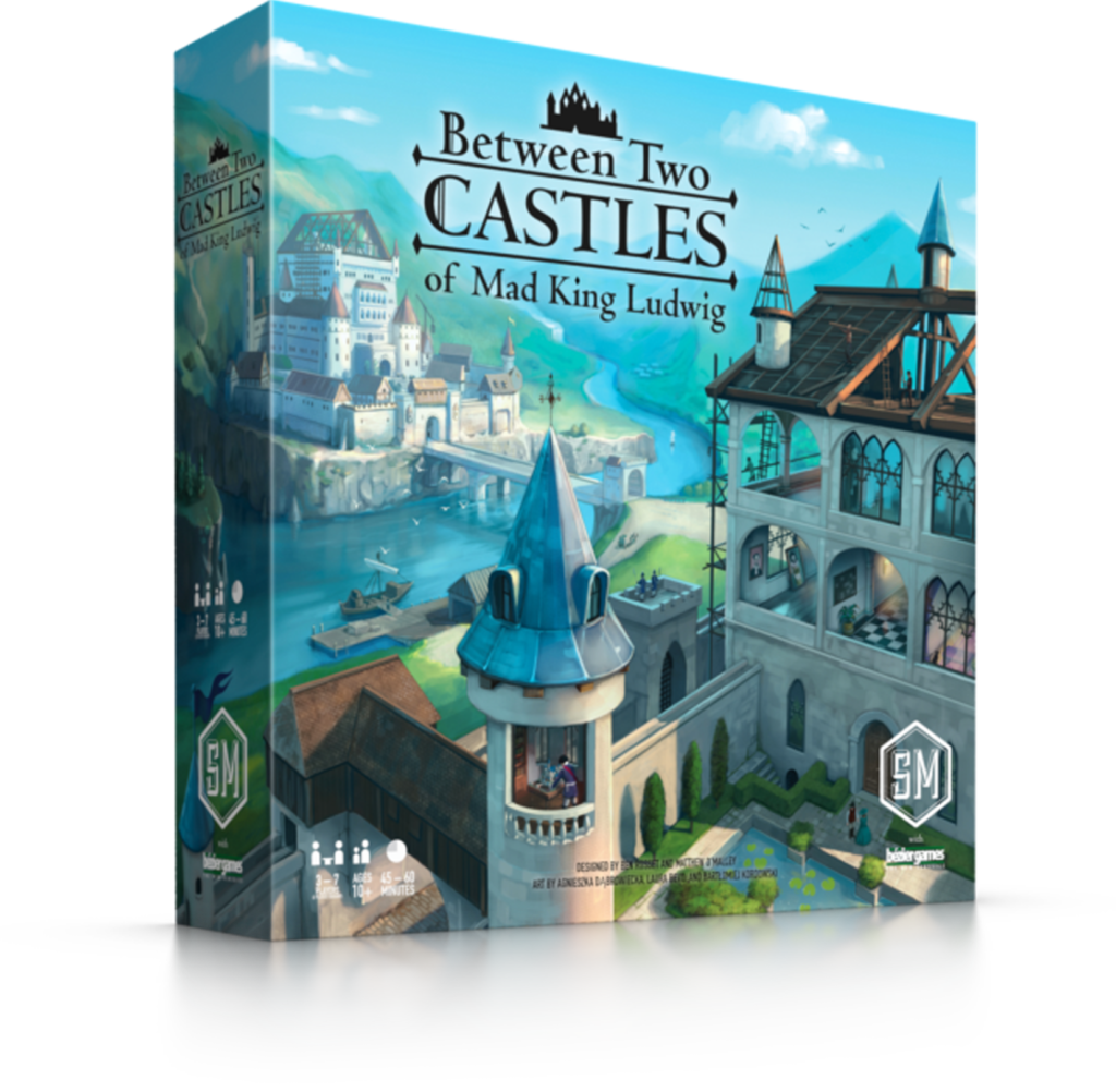 Between Two Castles of Mad King Ludwig FR