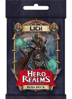 Hero Realms Lich Boss (FR)