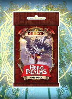 Hero Realms Dragon Boss (FR)