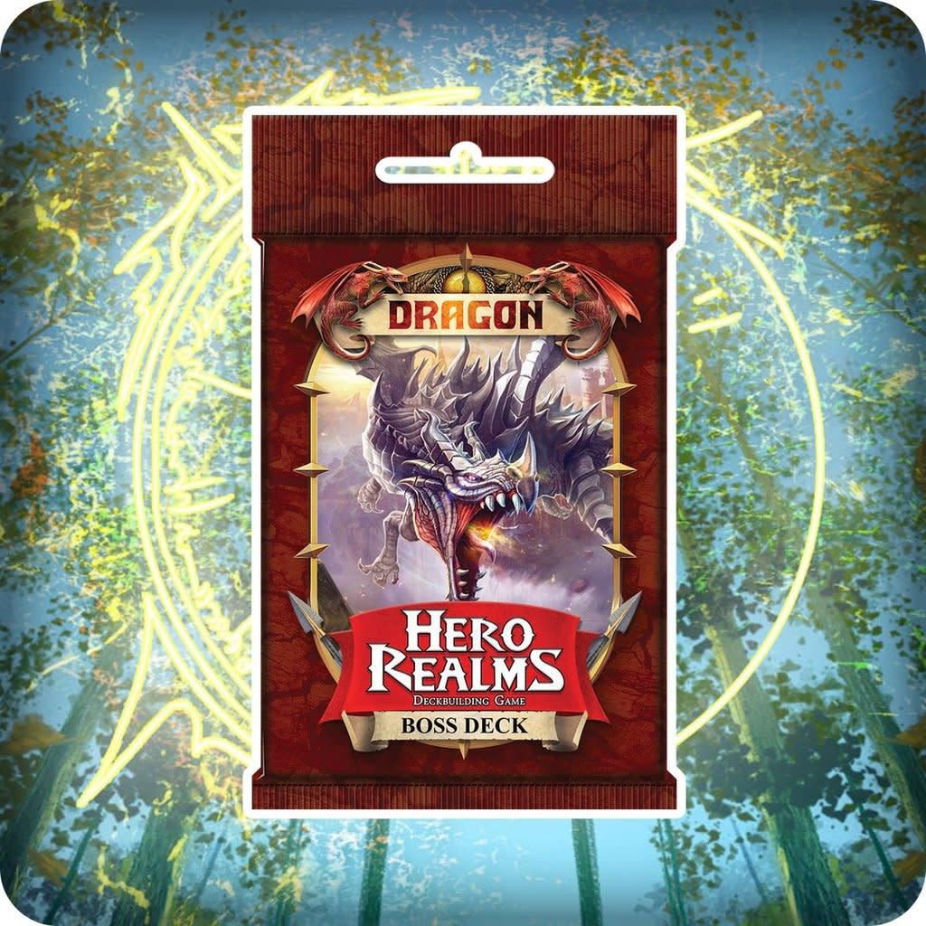Hero Realms Dragon Boss (FR)