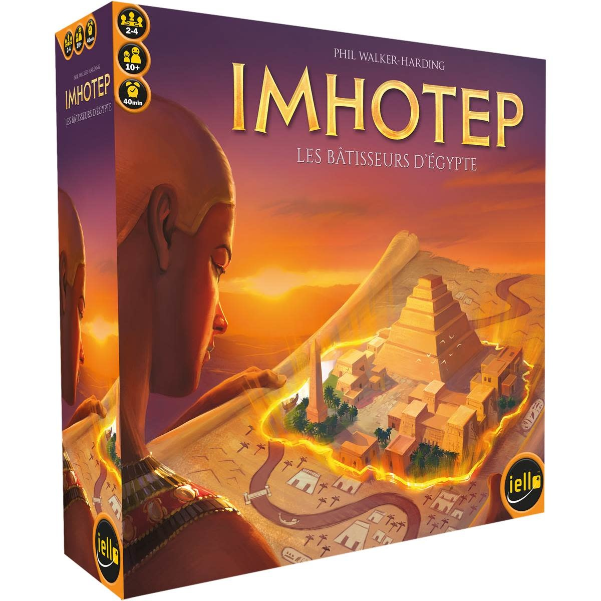 Imhotep: Batisseurs D'Égypte (FR)